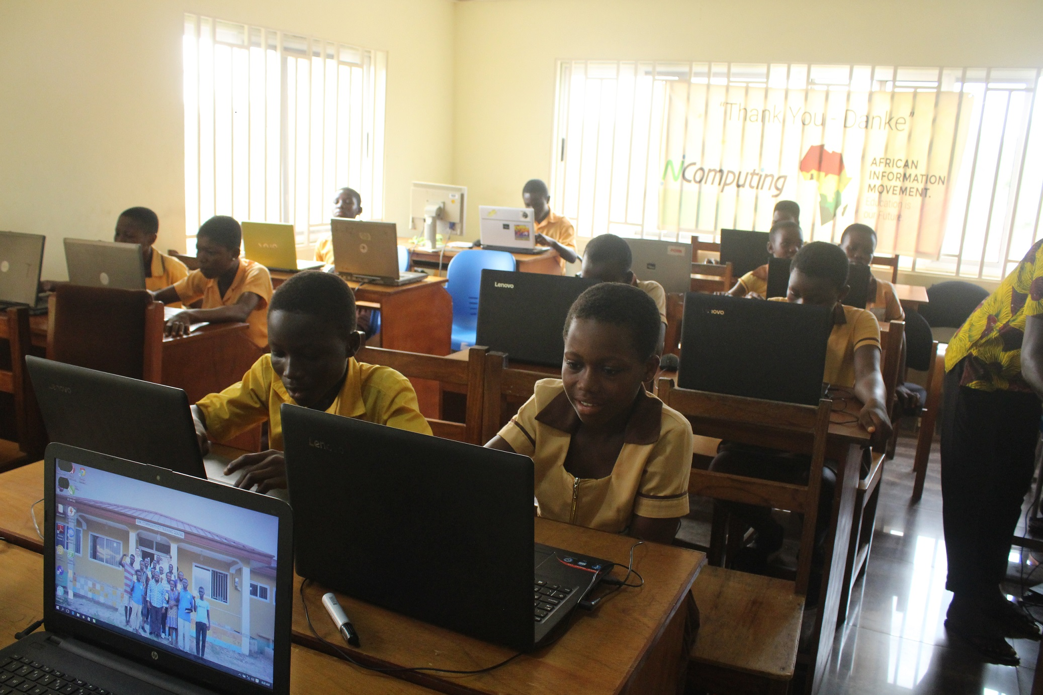 ICT WORKSHOP CONTINUES AFTER 2018 CHRISTMAS HOLIDAY